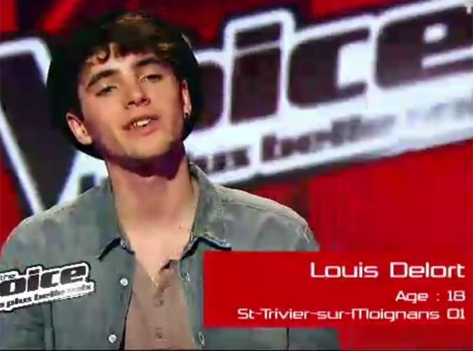 Louis a préféré Garou !