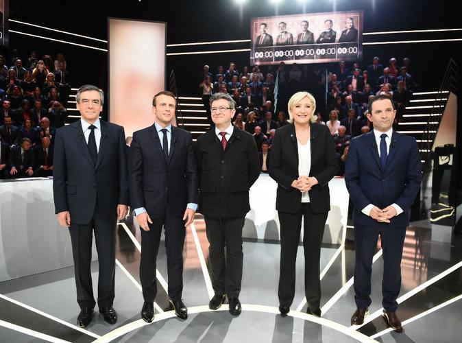 Audiences télé : Le grand débat présidentiel fait un carton !