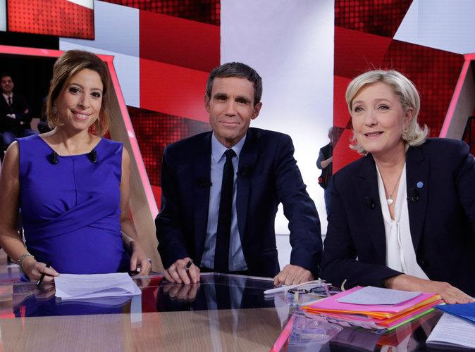 Audiences TV : Marine Le Pen offre un record à France 2 !
