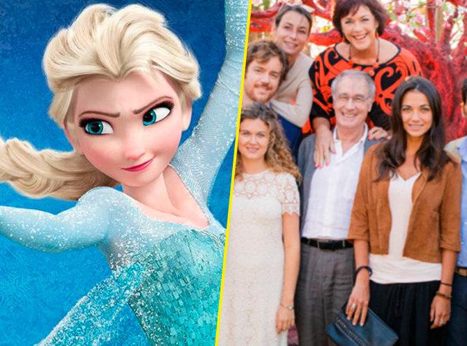 """#ProgrammeTV : """"La Reine des neiges"""", """"Une famille formidable""""... La sélection de Public !"""