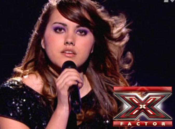 """Exclu Public : X Factor : Marina D'Amico, éliminée hier d'X Factor : """"Maintenant, je vais faire les soldes !"""""""