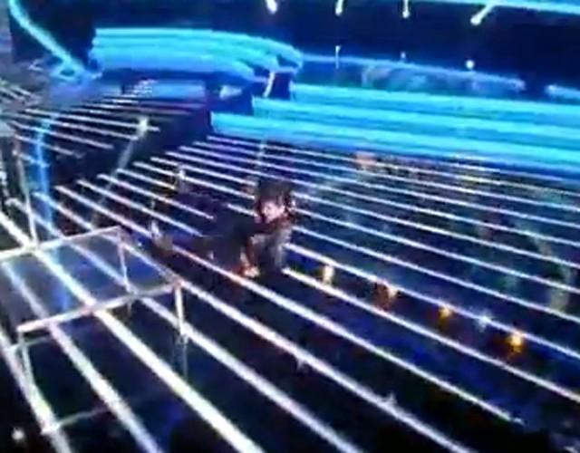 Vidéos : X Factor : La gamelle de Sarah Manesse !