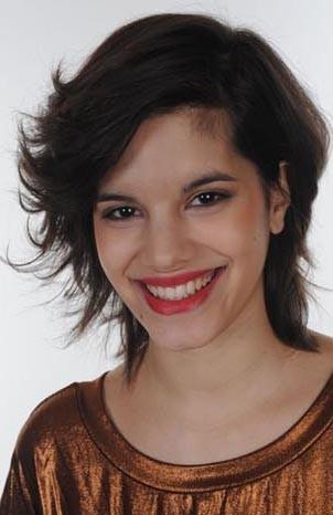 Sarah, catégorie filles de moins de 25 ans : la voix jazzy par excellence !