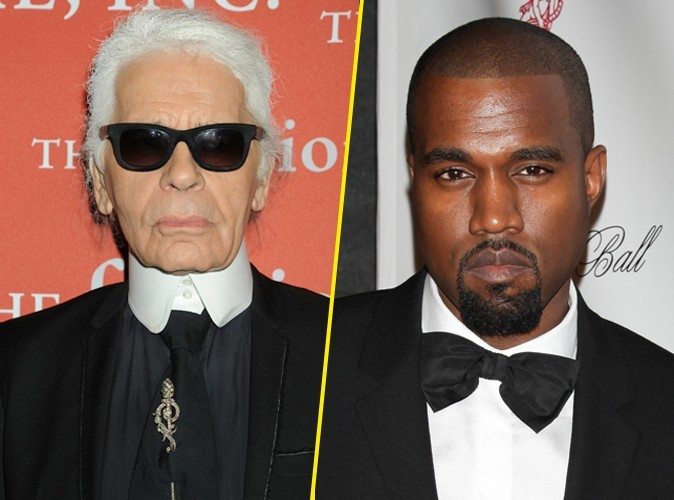 Karl Lagerfeld et Kanye West discutent fashion et éventuelle collaboration à New-York ?