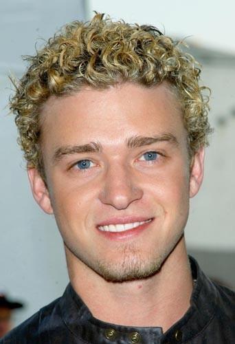 Justin Timberlake à 20 ans