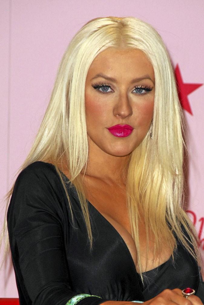 Autobronzant : le bronzage raté de Christina Aguilera