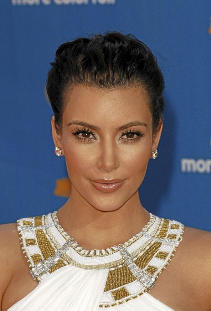 Autobronzant : le bronzage raté de Kim Kardashian