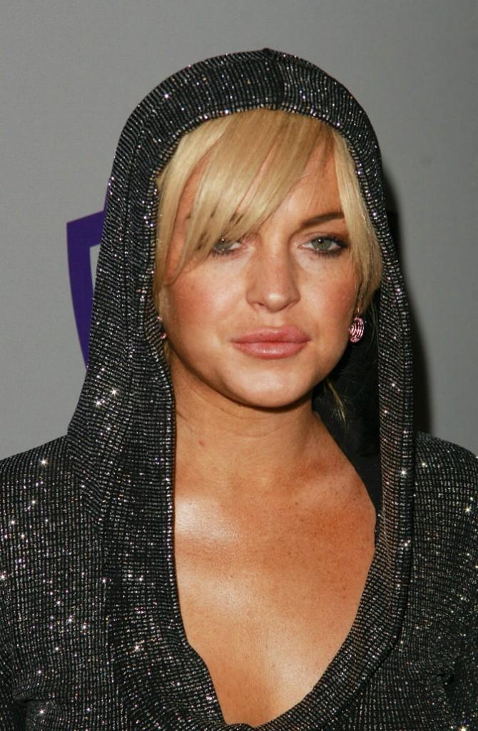 Autobronzant : le bronzage raté de Lindsay Lohan