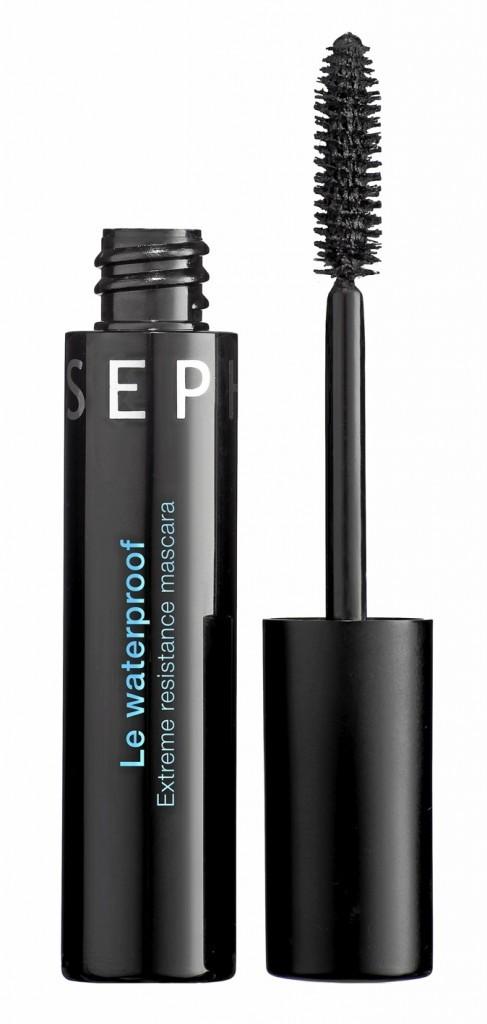 Mascara Le Waterproof, Sephora 9 €