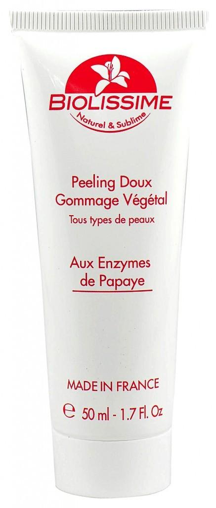 Peeling doux, Biolissime, 22€