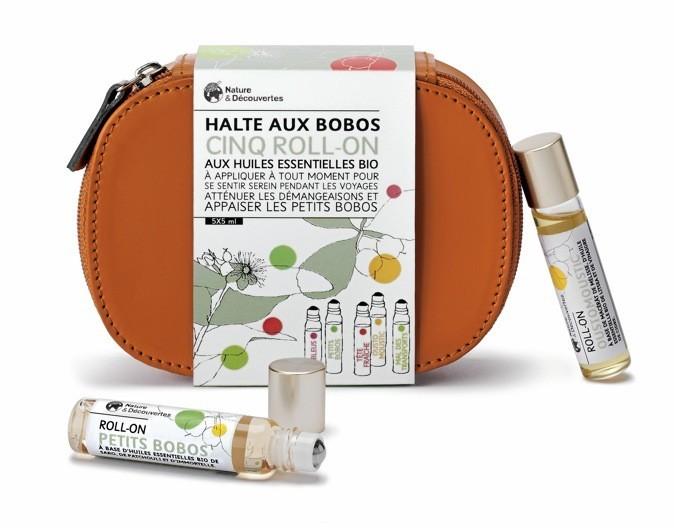 """Kit """"halte aux bobos"""", Nature & découvertes 22,95 €"""