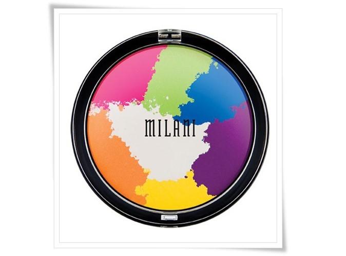 7 – Palette spring 2013, Milani, 5,99€.