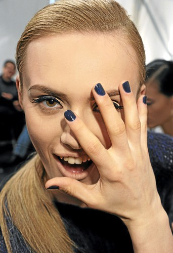 Beauté coaching : vernis 2014 : in the Navy !