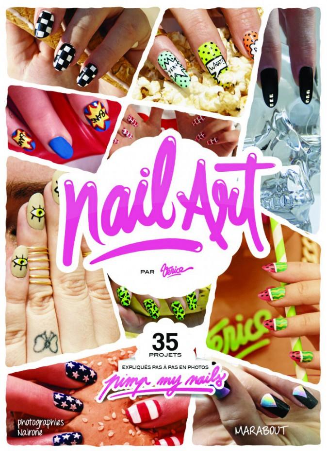 Nail Art, par Venice, aux éditions Marabout. 10,90 €