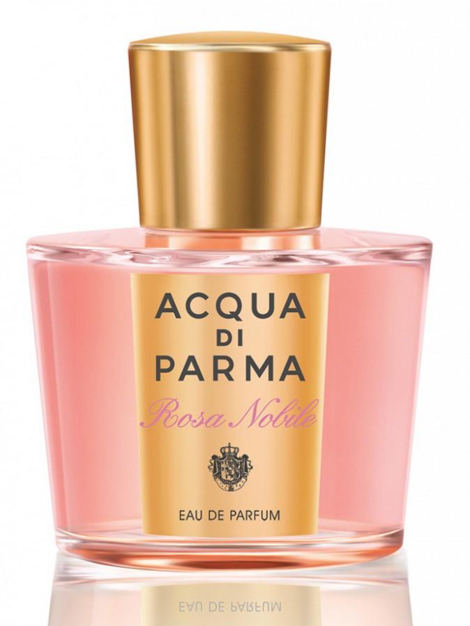 Eau de parfum Rosa Nobile, Acqua di Parma 90€ les 50ml