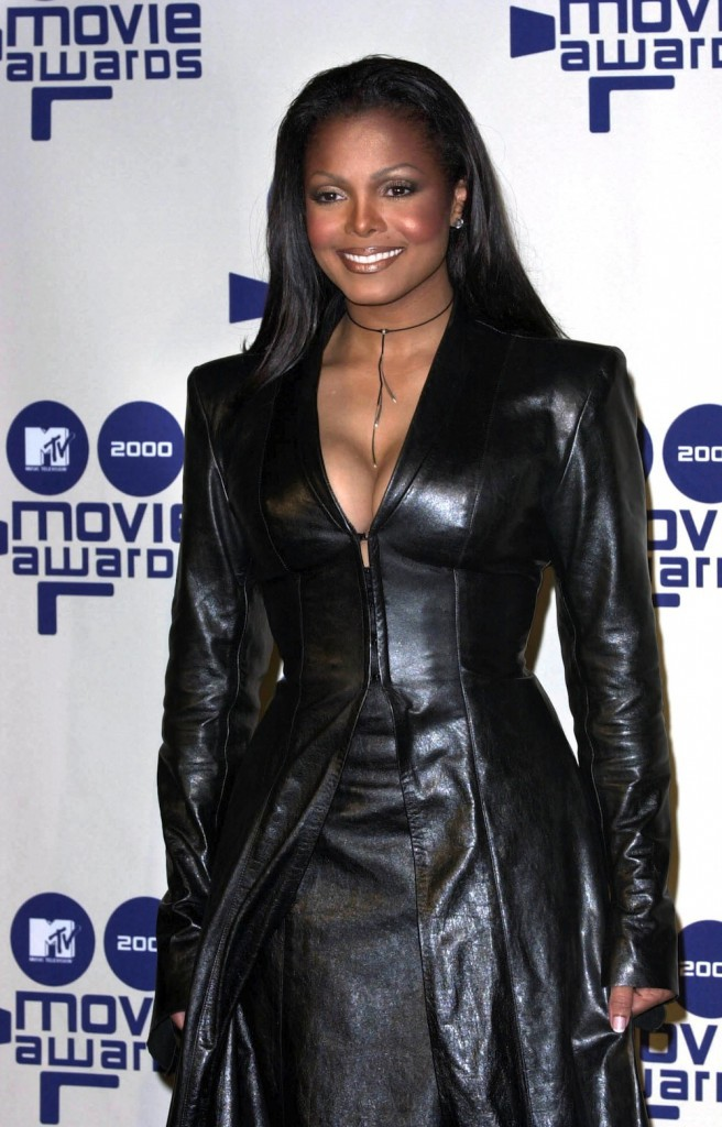 Janet Jackson en 2000