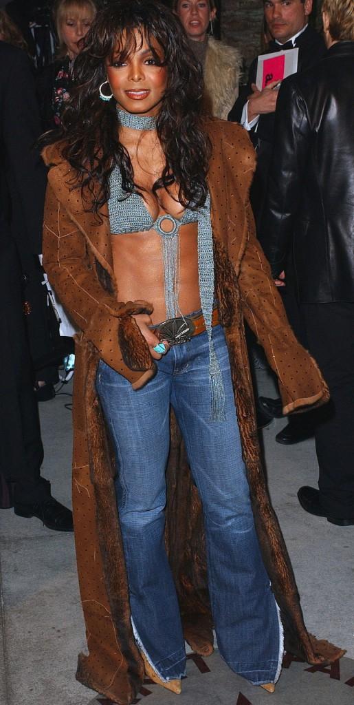 Janet Jackson en 2005
