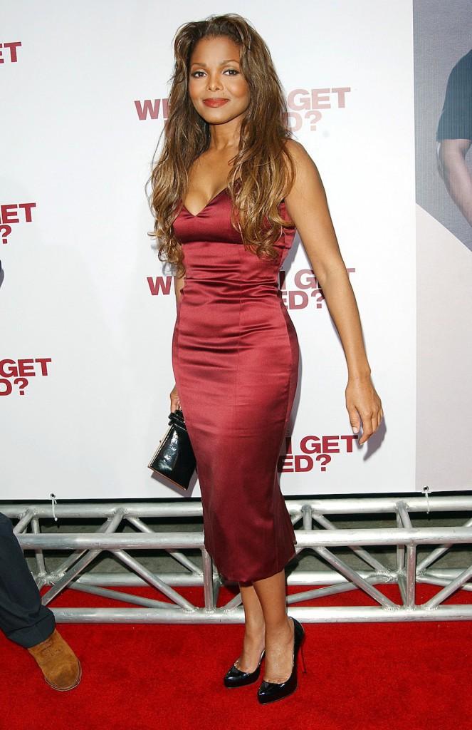 Janet Jackson en 2007