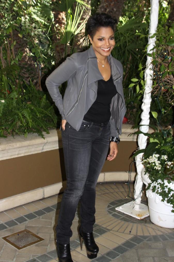 Janet Jackson en 2010