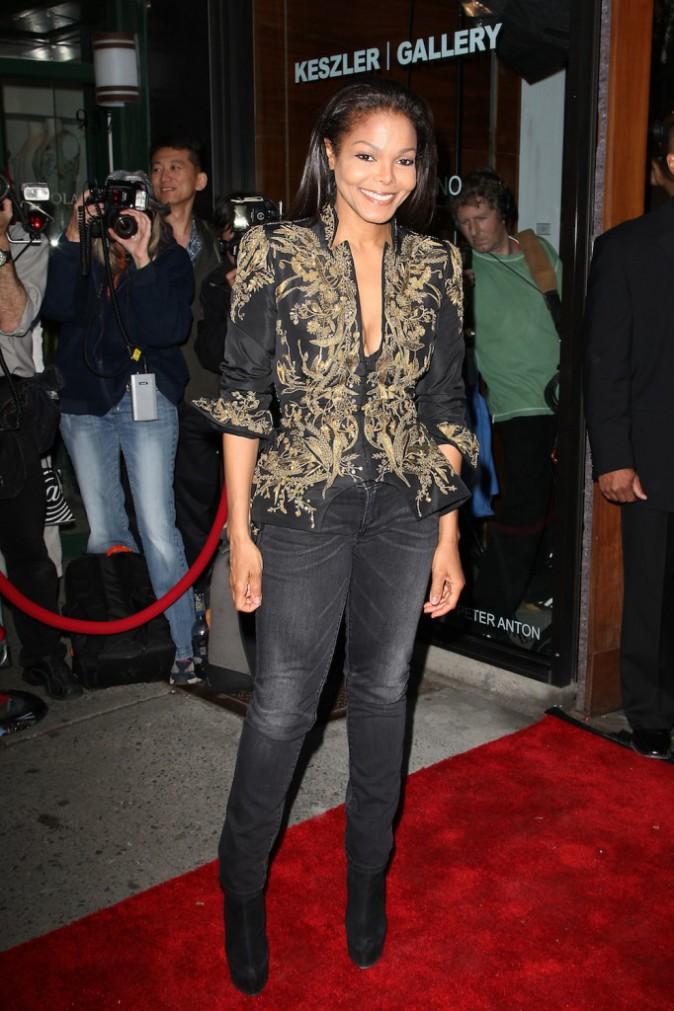 Janet Jackson en 2012