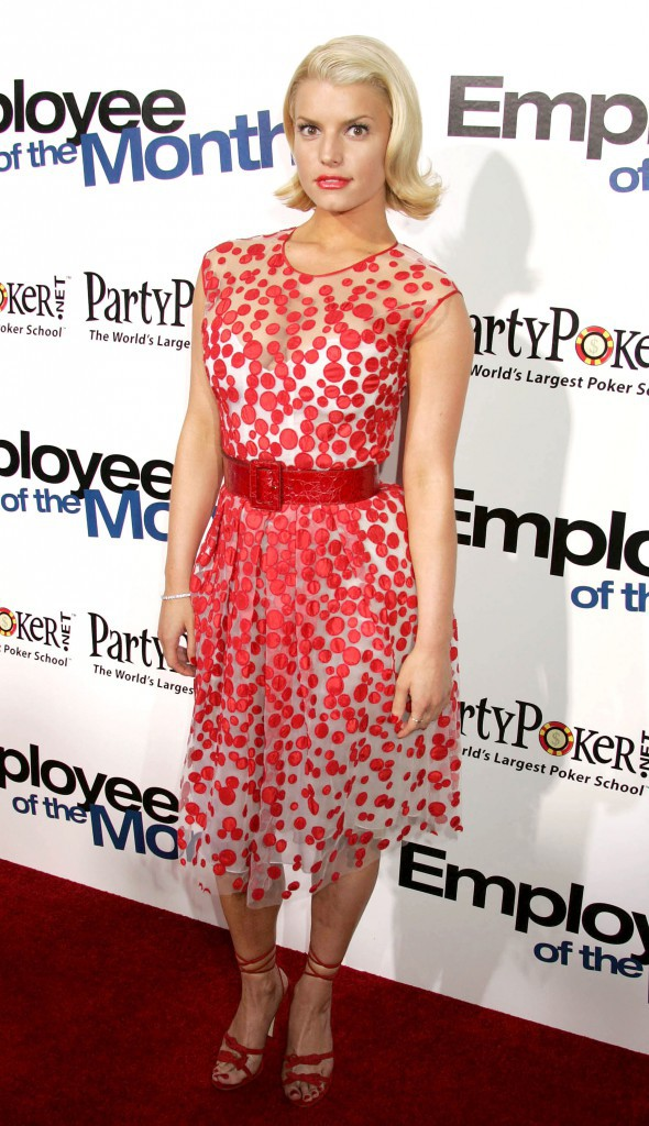 Jessica Simpson en 2006