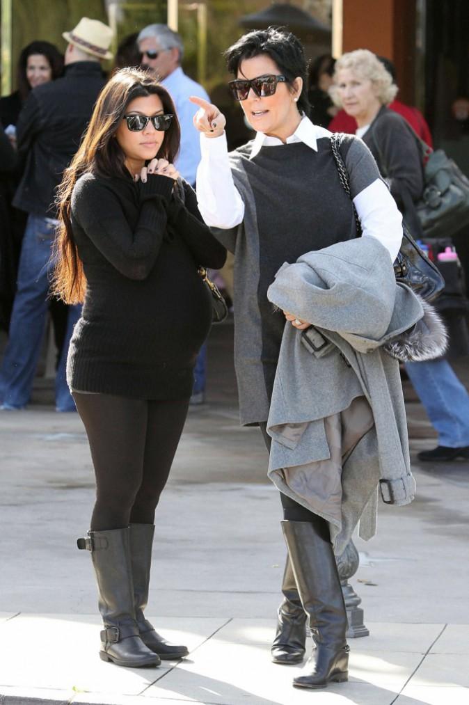 Kourtney Kardashian en 2009