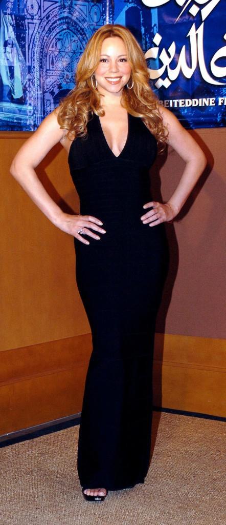Mariah Carey en 2004