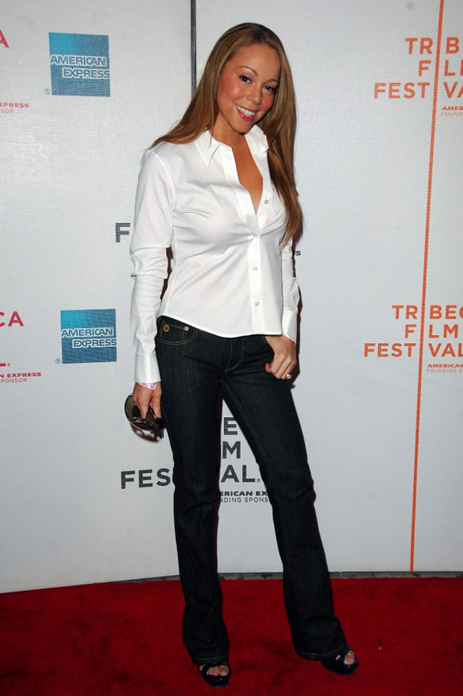 Mariah Carey en 2008