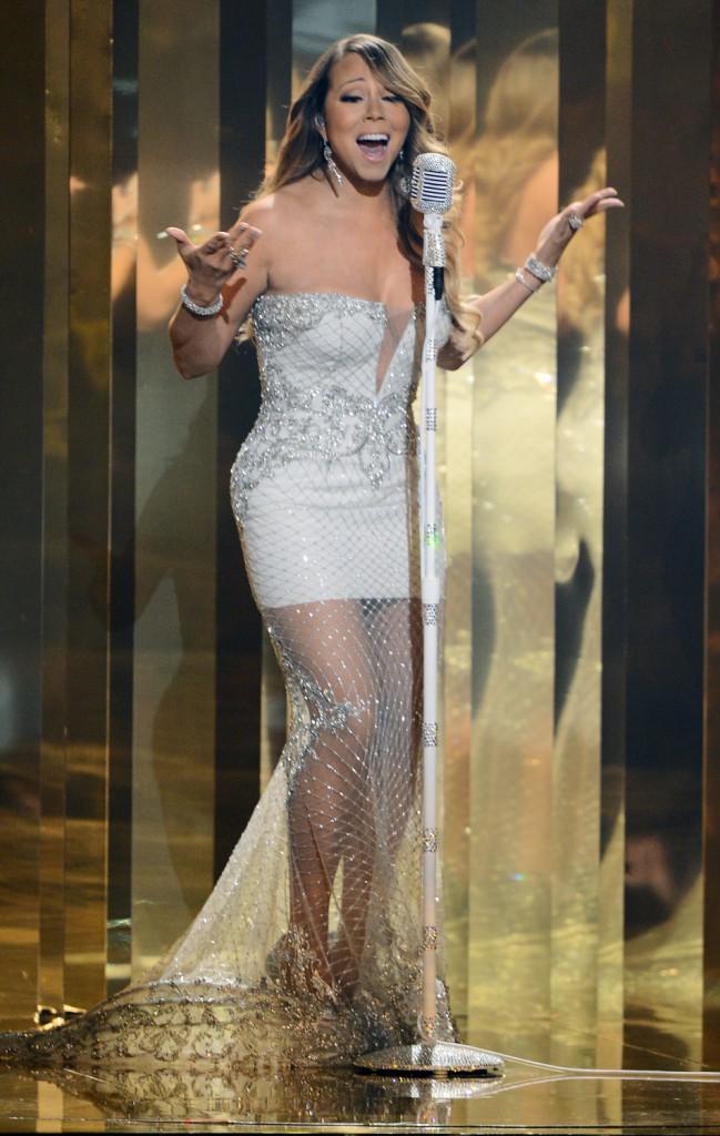 Mariah Carey en 2013