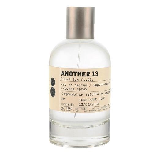 Eau de parfum, Another 13, Le Labo chez Colette 100 ml 110 €