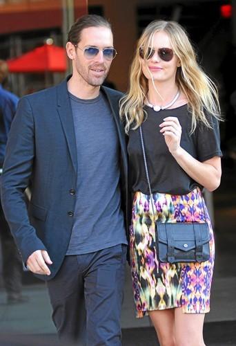Michael Polish et Kate Bosworth, un couple qui partage tout !