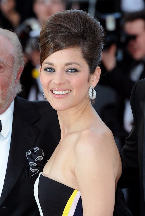 Marion Cotillard le 20 mai 2013