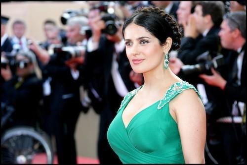 Salma Hayek en 2008