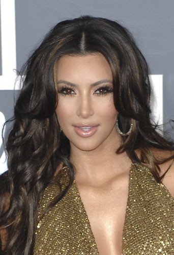 Astuce beauté : la peau nette de Kim Kardashian