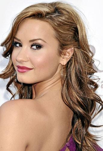 Astuce beauté : les cheveux de Demi Lovato