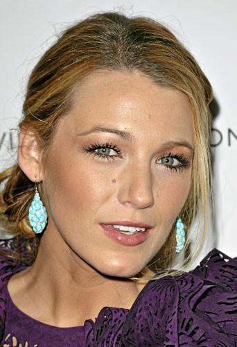 Astuce beauté : les lèvres brillantes de Blake Lively