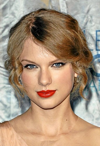 Astuce beauté : les lèvres de Taylor Swift