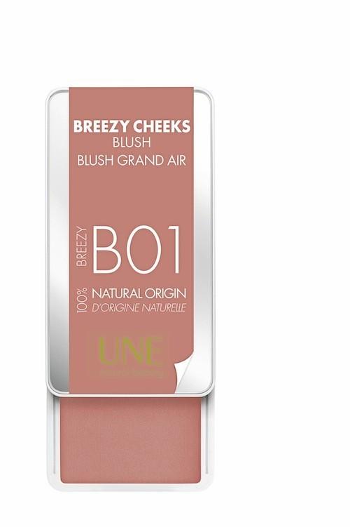 Blush Breezy, Cheeks, UNE, 17,90 euros