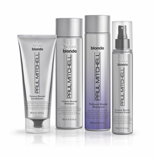 Pack Forever Blonde Dramatic repair, Paul Mitchell, shampooing. 18,69 €. Disponible à l'appart de Zach Paris, 01 42 33 19 09.