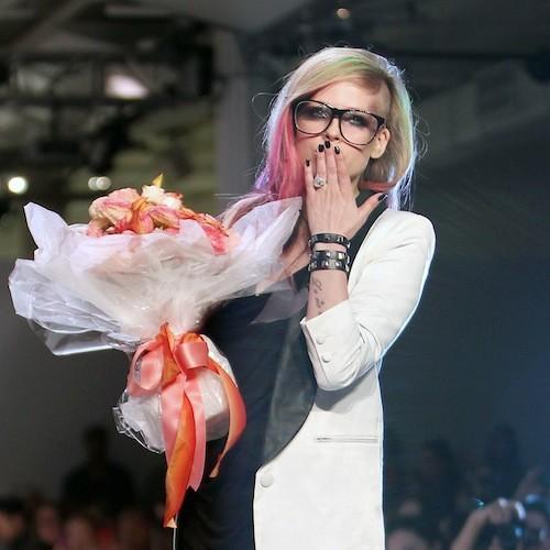 Elles ont osé : Avril Lavigne en 2012