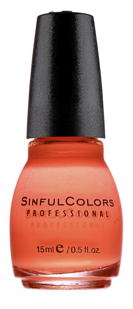 Vernis à ongles, Corail, SinfulColors. 5,90 €
