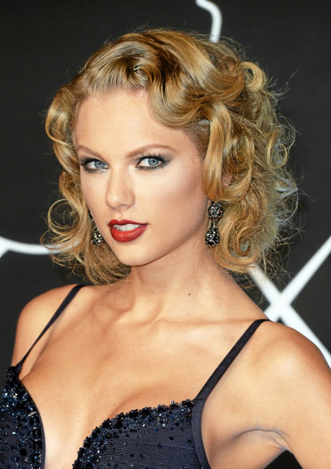 Taylor Swift : les boucles