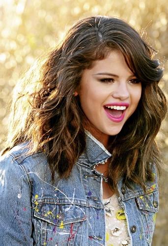 Selena Gomez en mode Spring Break !