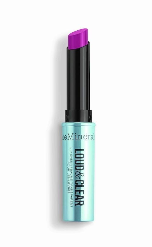 Baume à lèvres Ampered Pink, bareMinerals 18 €
