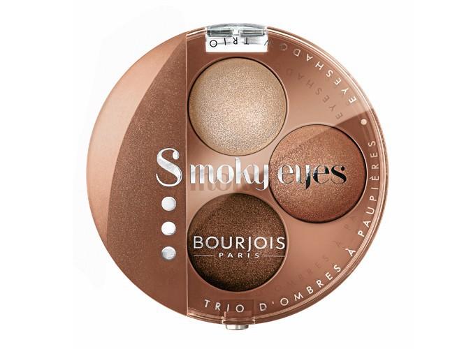 Trio Smoky eyes, Bourjois 14,95 €