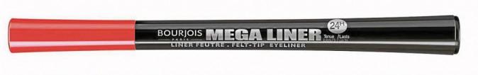 Feutre Liner, Mega Liner 24H, Bourjois 12,60 €