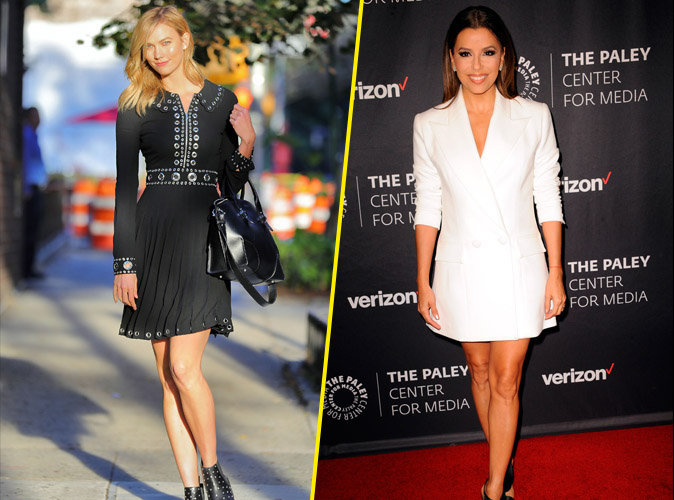Beauté : Des jambes épilées de stars comme Karlie Kloss et Eva Longoria, c'est possible !