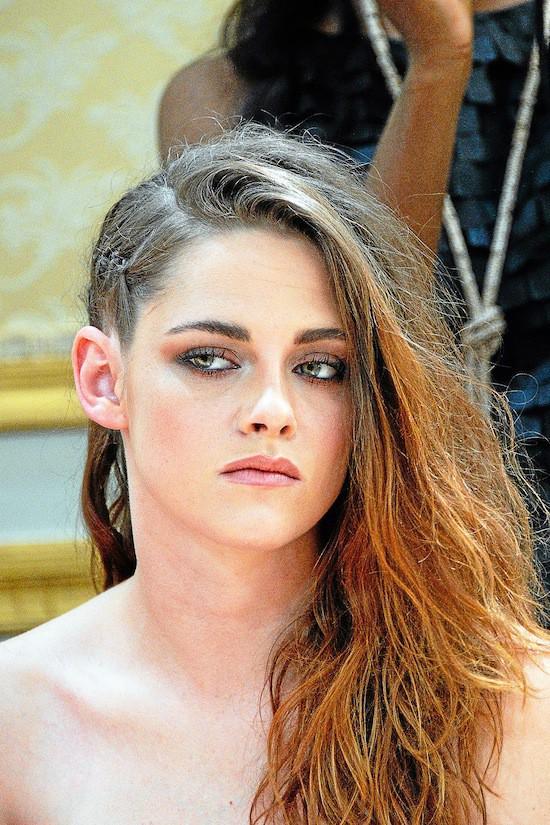 """Kristen Stewart : Kristen voit toujours le """"bon côté"""" des choses."""