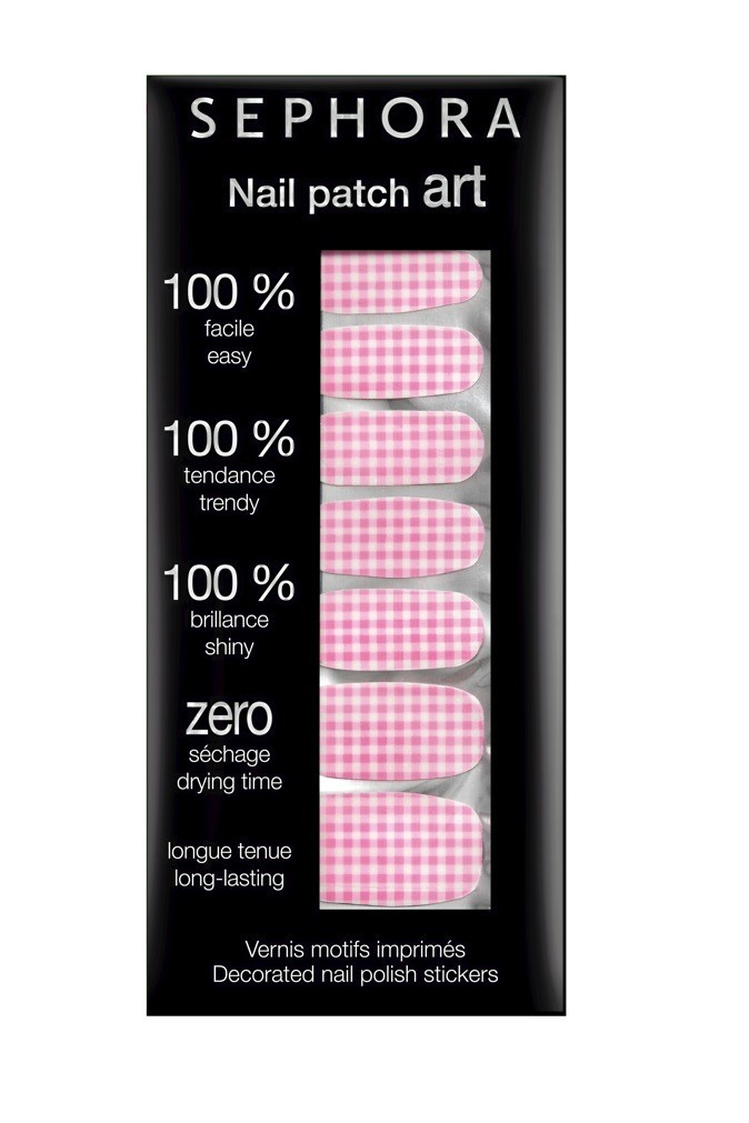 Nails patch !