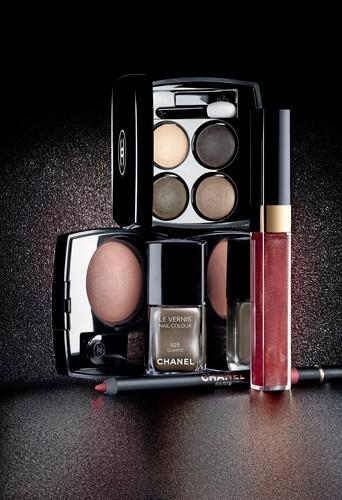 Collection illusion d'ombre Chanel de 21,50€ à 46€